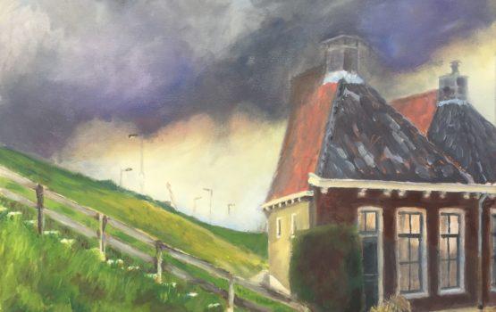 Dijkhuis Zoutsloot Harlingen